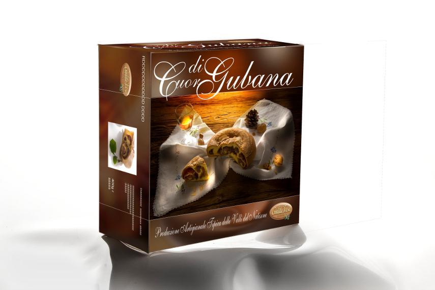 Confezione Cuor di Gubana